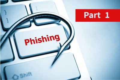Infrastructure Security Phishing