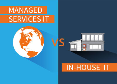 Managed Services Provider versus In House IT Pro