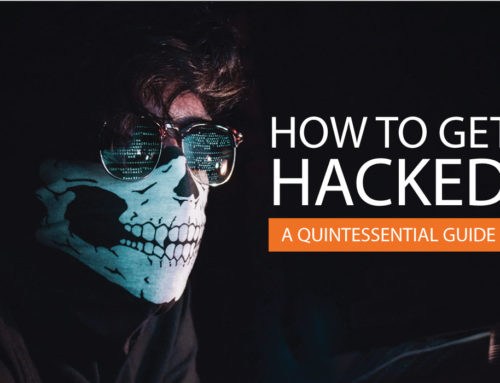 How To Get Hacked